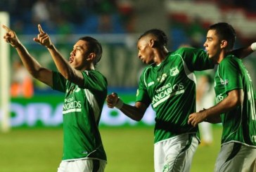 Deportivo Cali derrotó a Santa Fe por 2 goles y es líder