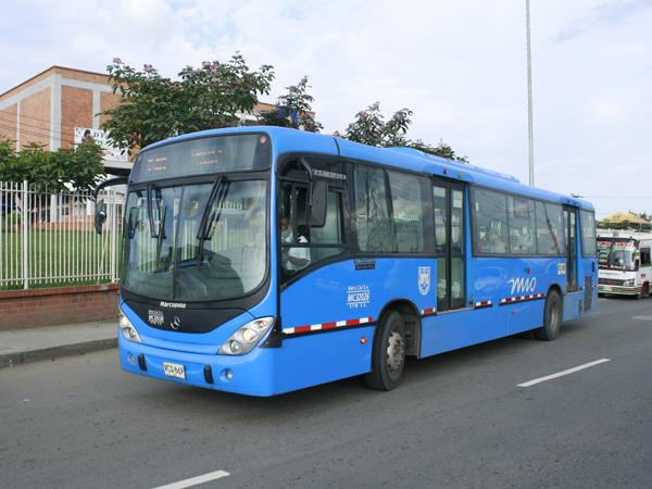 Metrocali Canceló  las rutas P70C  y  A13B del  Mío