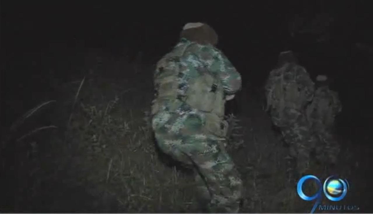 Batallón de Alta Montaña intensifica ofensiva contra la guerrilla