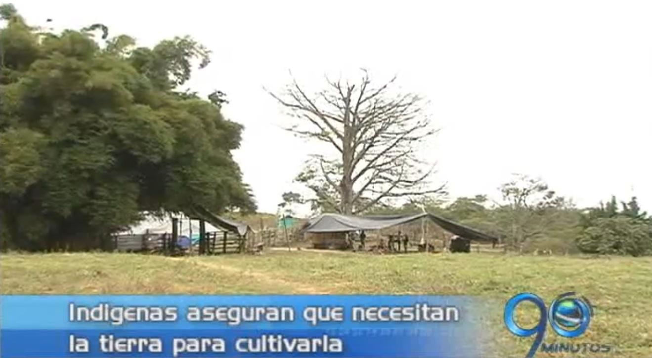 Indígenas invaden predios en zona rural de Florida