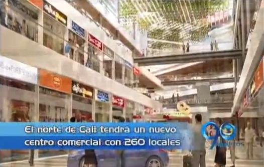 El norte de Cali contará con un nuevo centro comercial