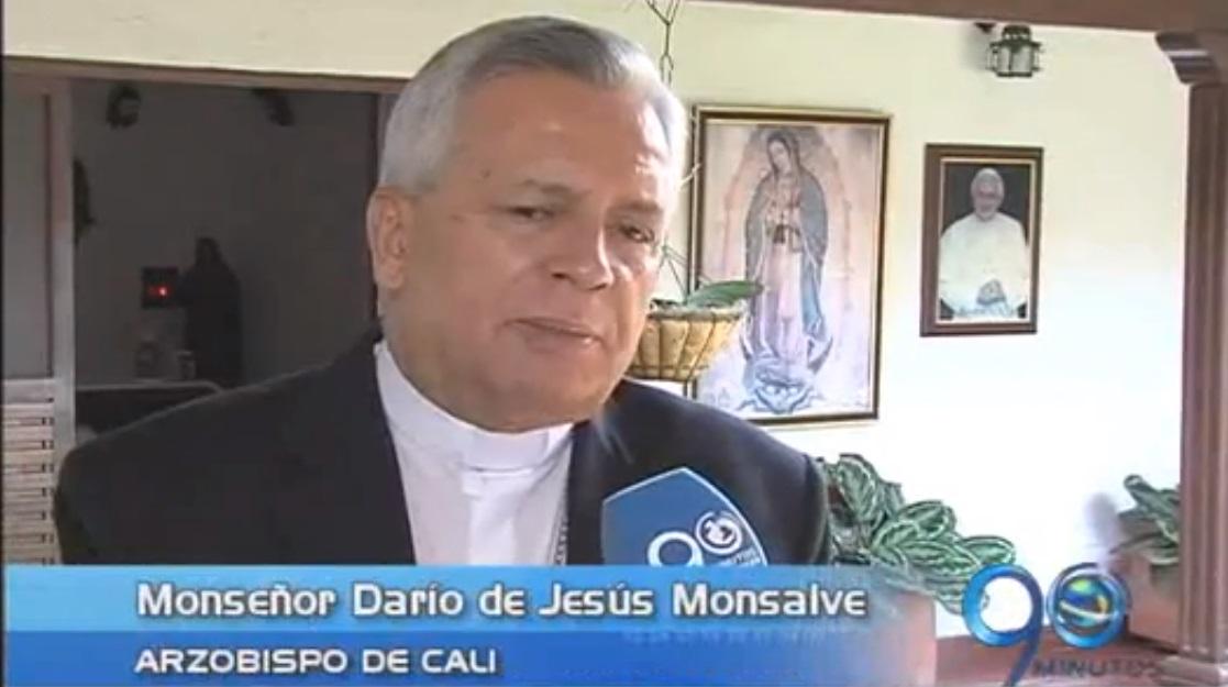 Arzobispo de Cali mediará en liberación de canadiense secuestrado por el ELN