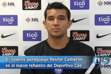 El Deportivo Cali tiene nuevo refuerzo de tierras paraguayas