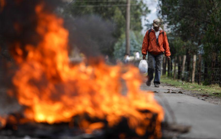 Polémica: Decena de heridos por explosión en Cajibio-Cauca