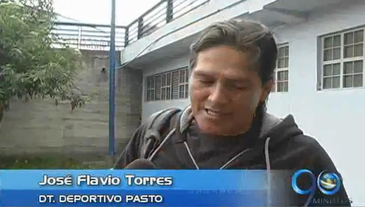 Deportivo Pasto está motivado para enfrentar al Deportivo Cali