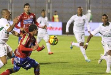 Deportivo Cali empató a un gol y le arrebató un punto al Pasto