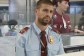 Piqué, Messi y otros astros del Barça protagonizan comercial