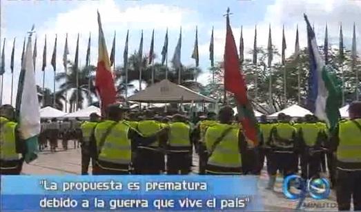 Congresistas debaten separación de la Policía del Ministerio de Defensa