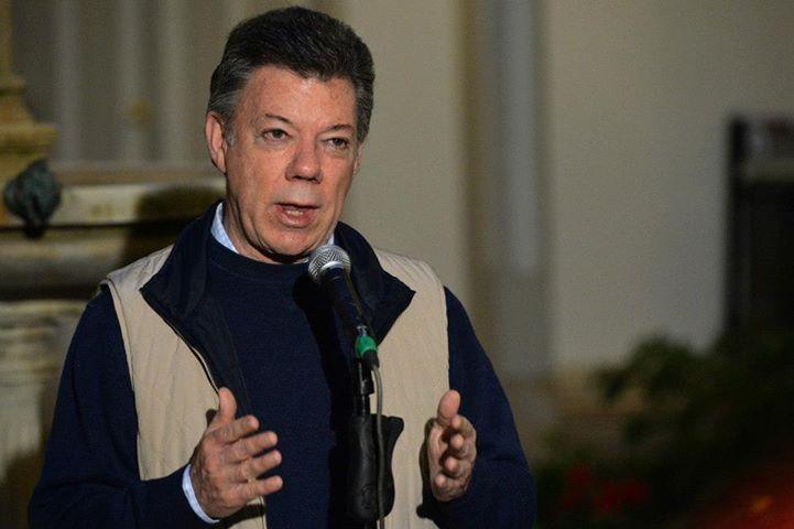 Campesinos son la prioridad afirmó el Presidente Santos