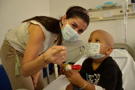 HUV registró un incremento en la atención de niños con leucemia