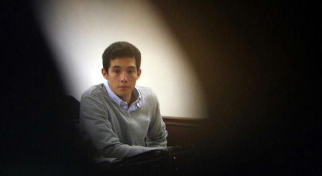 Suspenden licencia condución a Fabio Salamanca por 10 años