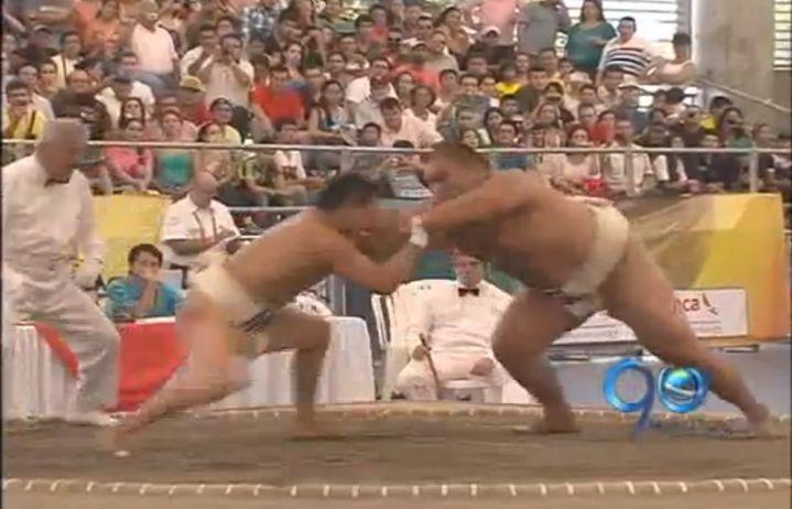 El sumo se lleva el oro entre los deportes más atractivos para el público