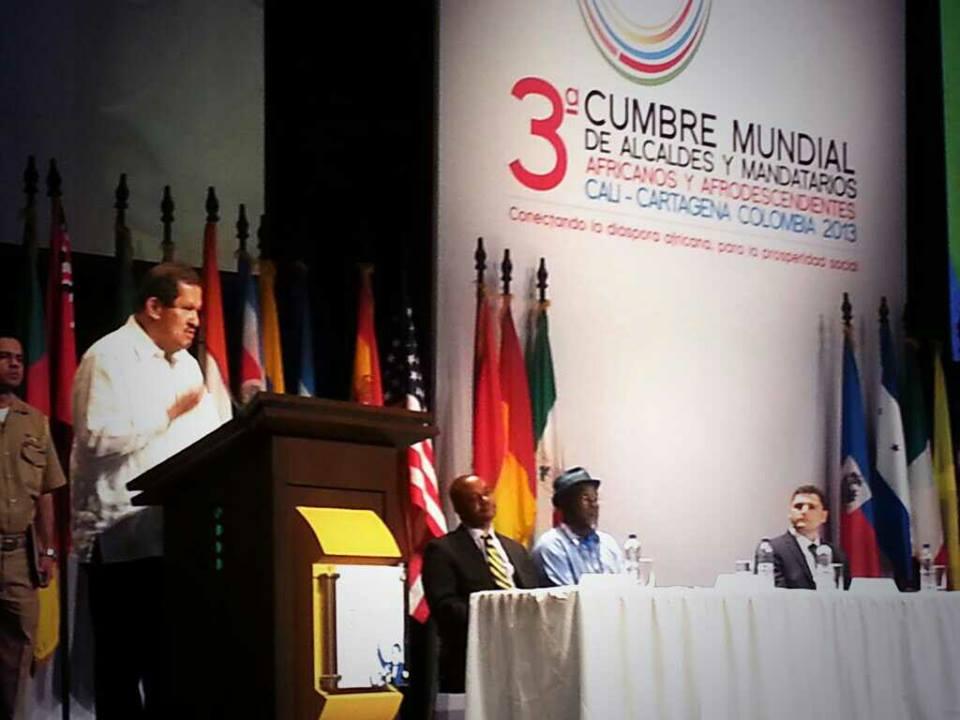 Cumbre le dio liderazgo mundial a Colombia en temas Afro