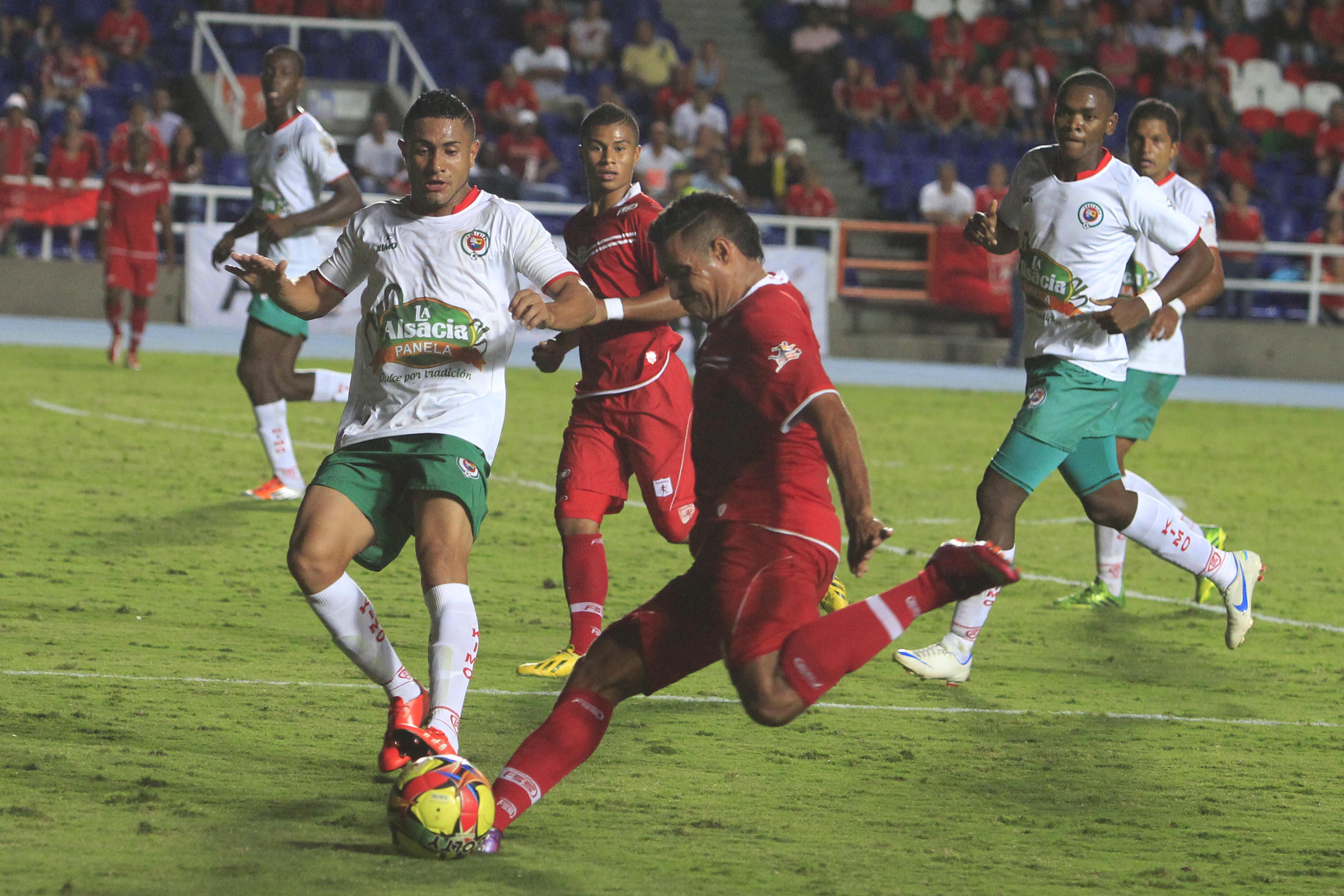 América perdió 1-0 ante el Cortuluá: no defendieron su localía