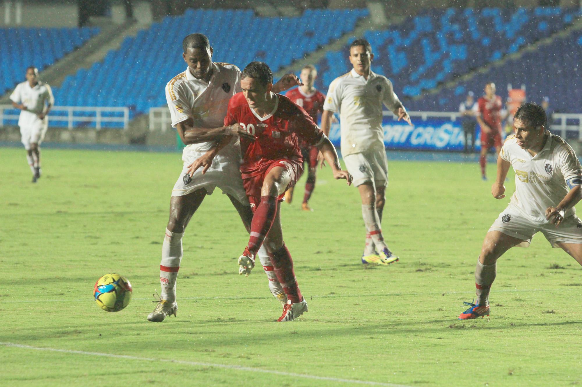El empate 1-1 del América ante Fortaleza los ubica de segundos en el Ascenso