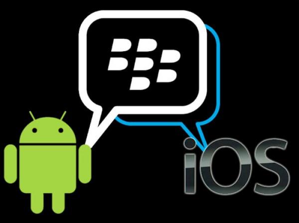 ¡BlackBerry Messenger al alcance de los smartphones!