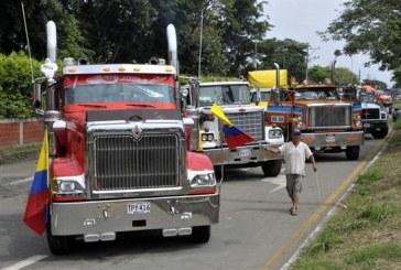 Gobierno Nacional llega a principio de acuerdo con transportadores para levantar el paro