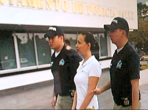 """Capturada en Cali """"La Reina de la Cocaína"""" en el Perú"""