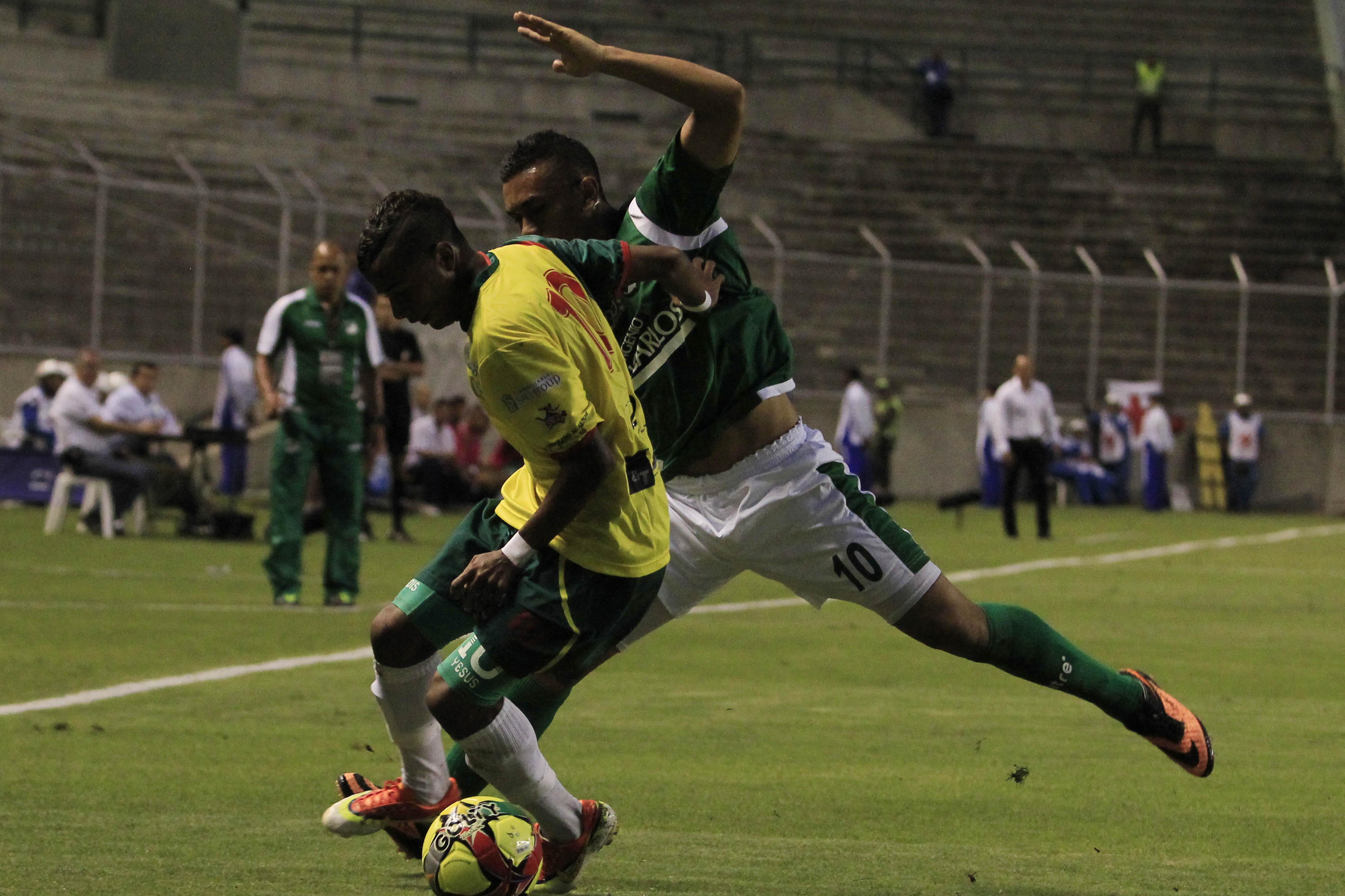 El Real Cartagena le quitó opciones al Cali en la Copa Colombia