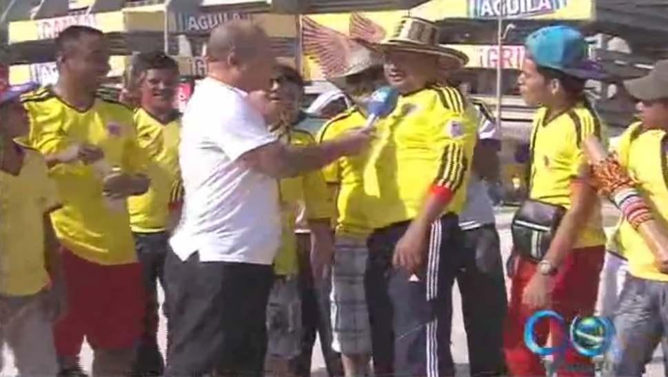 Colombia está lista para enfrentar a Ecuador en Barranquilla