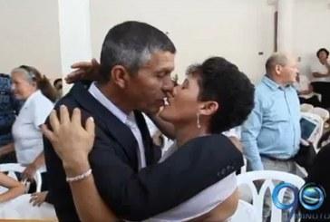 Matrimonio colectivo en cárcel de Roldanillo