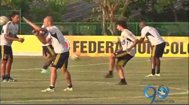 90 Minutos está con la Selección Colombia en Barranquilla