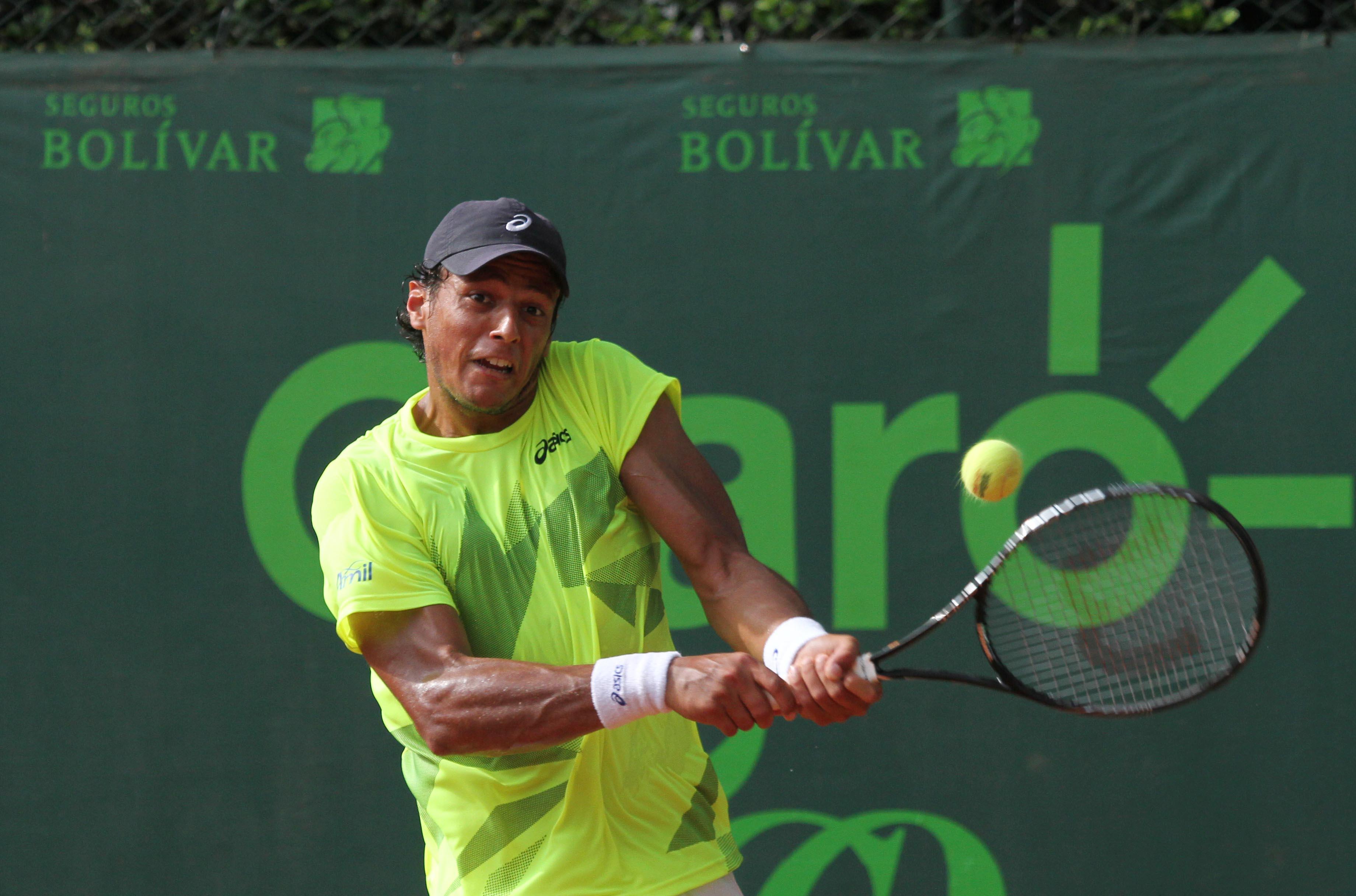 Joao Souza a cuartos de final en el Seguros Bolívar Open de tenis en Cali