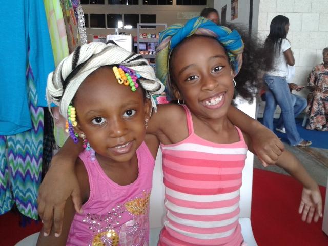 Cumbre Afro: artesanías africanas mantienen vivas las tradiciones ancestrales