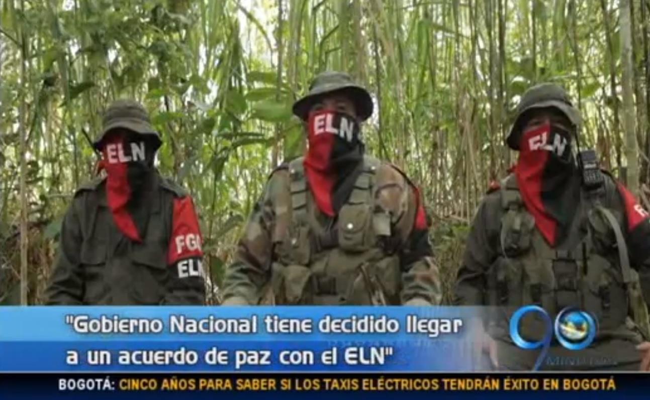 Vicepresidente Angelino Garzón habla sobre el posible proceso de paz con el ELN