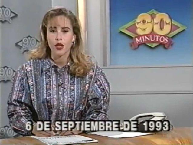 Así emitió 90 Minutos el 5-0 de Colombia sobre Argentina hace 20 años