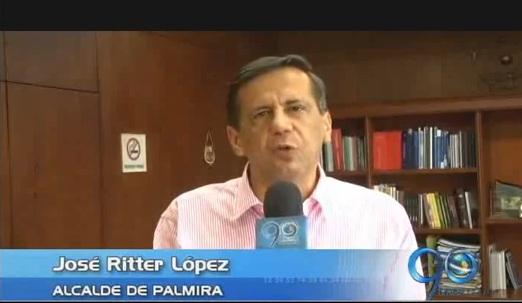Alcalde de Palmira recibe reconocimiento nacional