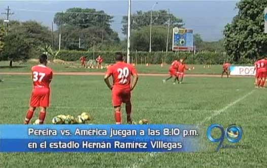 Esta noche juegan Pereira vs América