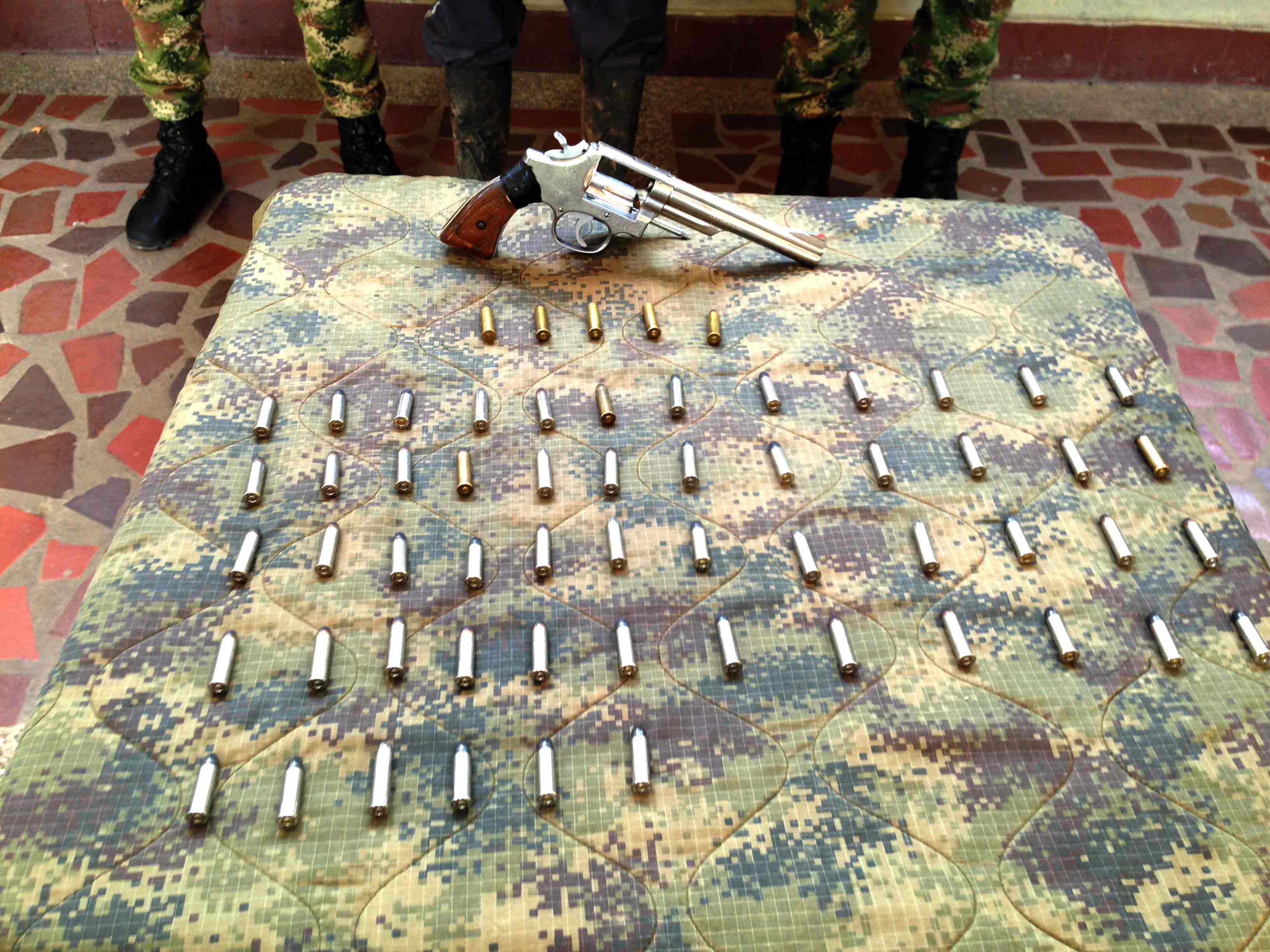 III Brigada reportó 4 capturas y la incautación armas de fuego