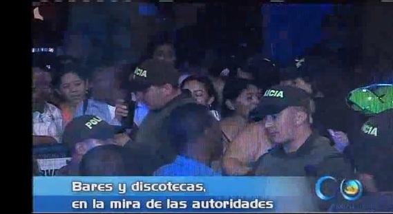 Bares y discotecas, en la mira de las autoridades
