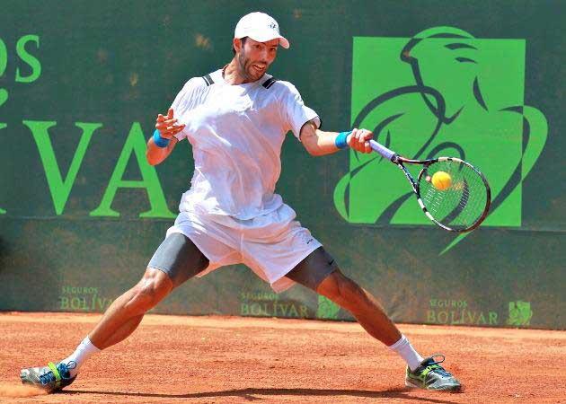 Colombia queda sin presencia en singles, en el Seguros Bolívar Open