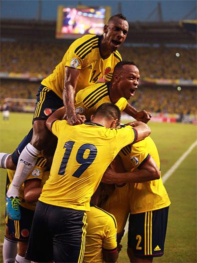 Derrota de Colombia sobre Ecuador la coloca ad portas del Mundial