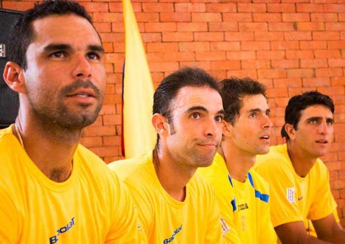 Colombia no clasificó al Grupo Mundial de la Copa Davis