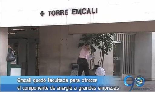 Emcali recibió recursos del Gobierno para normalización de energía