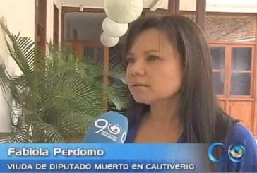 Reversan indemnización a favor de familiares de diputados asesinados