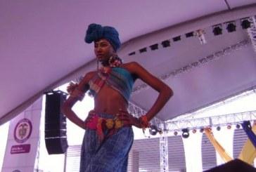 Cumbre Afro: hubo espacio para la moda y la belleza