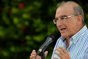 """""""Estamos en La Habana para terminar el conflicto"""": De la Calle"""