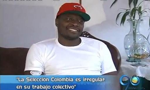 Freddy Rincón espera que la selección Colombia juegue más en equipo