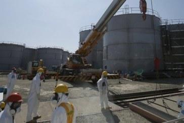Desmantelan tanques defectuosos de central nuclear de Fokushima