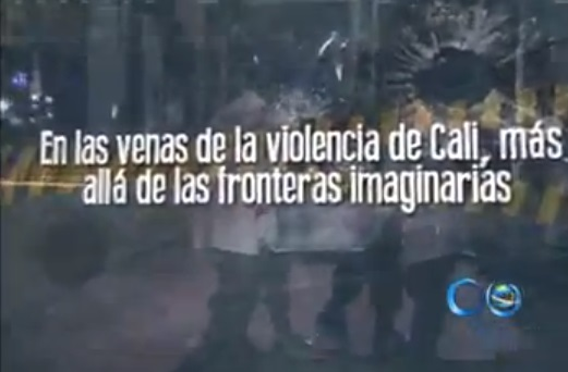 Informe Especial: En las venas de la violencia de Cali (1a. parte)