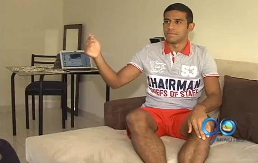 Joven futbolista resultó herido por robarle una bicicleta