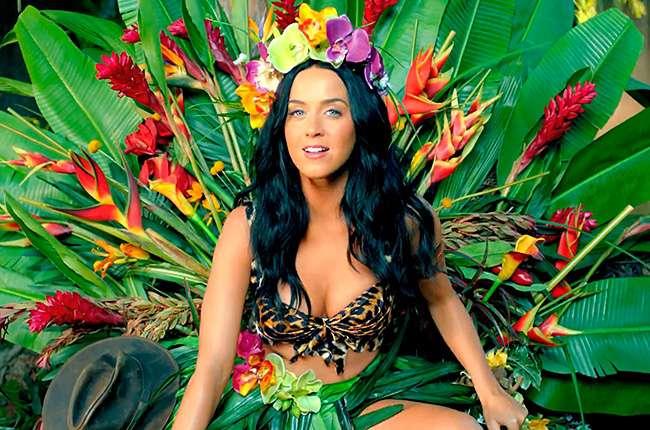 Katy Perry lanza su nuevo videoclip de 'Roar'