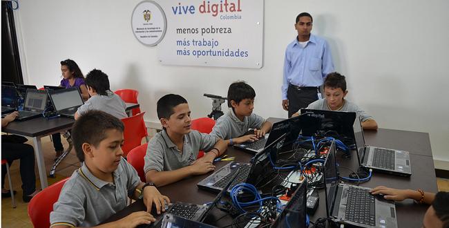 Gobierno Nacional en busca de un país digital