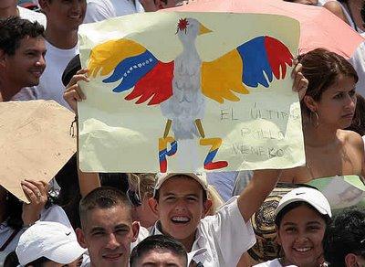 Cali se une a la  Semana por la Paz en Colombia