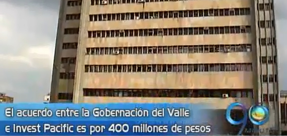 Gobernación firma acuerdo para promocionar al Valle como destino de inversión