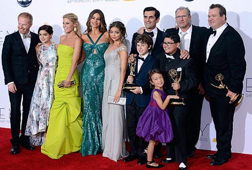 Llegan los Premios Emmy, la última alfombra roja del año